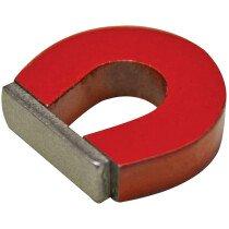 Faithfull FAIMAGHSM25 Horseshoe Magnet 25mm Power 2.2kg
