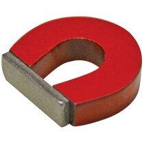 Faithfull FAIMAGHSM27 Horseshoe Magnet 27mm Power 3.5kg