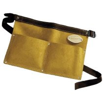 Faithfull FAINP2 Nail Pouch - Double Pocket