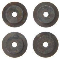 Faithfull FAIPCCRW Pipe Cutter Replacement Wheels (Pack of 4) for Faithfull FAIPCC15 and FAIPCC22