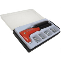 Faithfull FAIRIVDIALK Heavy-Duty Hand Riveter with Dial Head Kit