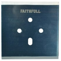 Faithfull 640 Spare Scraper Blade for FAISCRA21 (Single Pack) FAISCRA21BL