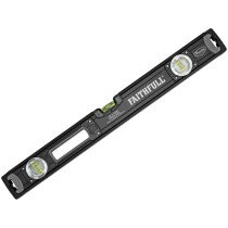 Faithfull 700913-24 Prestige Professional Heavy-Duty Spirit Level 60cm (24in) FAISLHD600