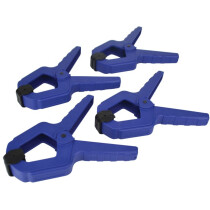 Faithfull FAISPCL2 Spring Clamp 50mm (2in) Pack of 4
