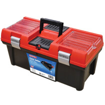 Faithfull FAITB20 Toolbox with Organiser Lid 20in