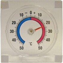 Faithfull FAITHWINDOW Thermometer Stick On-Window