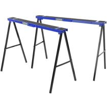 Faithfull FAITRESTLES Steel Trestles (Twin Pack)
