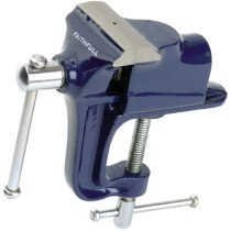 Faithfull FAIV60 Hobby Vice 60mm (2.1/2in) with Integrated Clamp