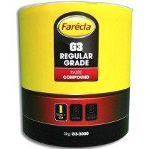 Farecla G3-3000 3kg Rubbing Compound Regular Cutting Paste