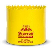 """Starrett FCH0096 14mm (9/16"""") Bi-Metal Fast Cut Holesaw"""