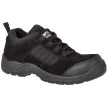 Portwest FC66 Portwest Compositelite Trouper Shoe S1 - Black