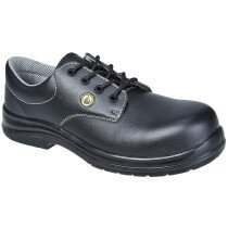 Portwest FC01 Portwest Compositelite ESD Laced Safety Shoe S2 - Black