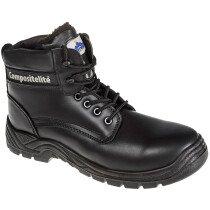 Portwest FC12 Portwest Compositelite Fur Lined Thor Boot S3 CI - Black