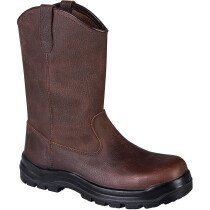 Portwest FC16 Compositelite Indiana Rigger Boot S3 - Brown