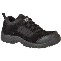 Portwest FC66 Portwest Compositelite Trouper Shoe S1 - Black