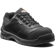 Dickies FC9534 (UK14) Andover Safety Shoe - UK Size 14 - Black - Special Clearance Size