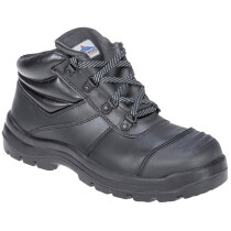 Portwest FD09 Trent Safety Boot S3 HRO CI HI FO - Black