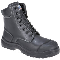 Portwest FD15 Eden Safety Boot S3 HRO CI HI FO - Black