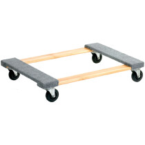 GPC FD900Y Carpeted Hard Wood Dolly 600 x 900mm