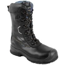 Portwest FD01 Compositelite Traction 10 inch (25cm) Safety Boot S3 HRO CI WR - Black