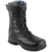Portwest FD01 Compositelite Traction 10 inch (25cm) Safety Boot S3 HRO CI WR - Black