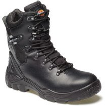 Dickies FD23375 Quebec Safety Lined Boot - Black