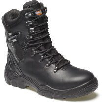 Dickies FD23376 Quebec Safety Unlined Boot - Black