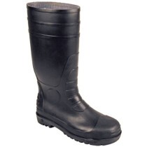 JSP Fifield Black Safety Wellingtons (Clearance Size 12 Only)