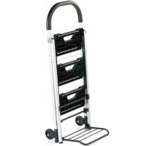 GPC FMS83Y Step-A-Truck - Sack Truck and Steps Combo
