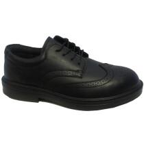 Forma A086F05069 UK6 Executive Black Brogue Safety Shoe S1P