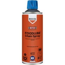Rocol 15610 400ml FOODLUBE CHAIN SPRAY (NSF Registered)
