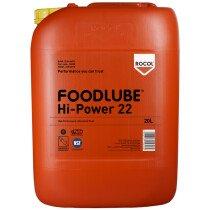 Rocol 15795 Foodlube Hi-Power 22 Lubricant (NSF Registered) 20ltr