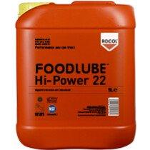 Rocol 15796 Foodlube Hi-Power 22 Lubricant (NSF Registered) 5ltr