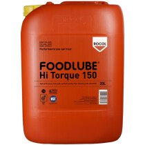 Rocol 15425 Foodlube Hi Torque 150 (with SUPS) Gear Fluids (NSF Registered) 20ltr