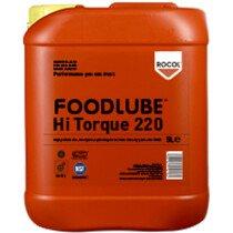 Rocol 15526 Foodlube Hi Torque 220 (with SUPS) Gear Fluids (NSF Registered) 5ltr