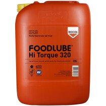 Rocol 15765 Foodlube Hi Torque 320 (with SUPS) Gear Fluids (NSF Registered) 20ltr