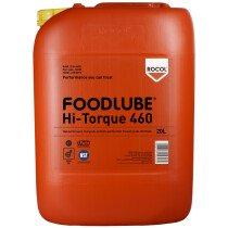 Rocol 15775 Foodlube Hi Torque 460 (with SUPS) Gear Fluids (NSF Registered) 20ltr