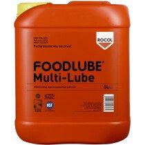 Rocol 15126 Foodlube Multi-Lube Fluid (NSF Registered) 5ltr