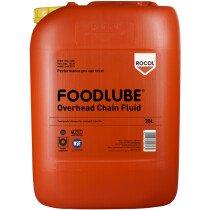 Rocol 15785 FOODLUBE OVERHEAD CHAIN FLUID (NSF Registered) 20ltr