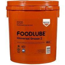 Rocol 15234 Foodlube Universal 2 Food Grade Bearing Grease (NSF Registered) 18kg