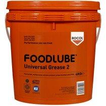 Rocol 15236 Foodlube Universal 2 Food Grade Bearing Grease (NSF Registered) 4kg