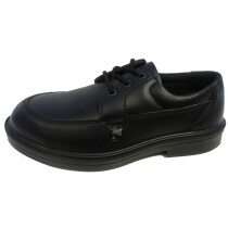 Forma A086F05071 Executive Black Apron Safety Shoe S1P (UK Size 7)
