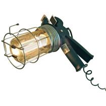 Faithfull FPPSLGRIPLEL Heavy Duty Inspection Lamp 110V