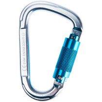 Portwest FP32 Aluminium Twist Lock Carabiner