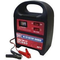 Faithfull FPPAUBC8AMP Battery Charger 9-160ah 8 Amp