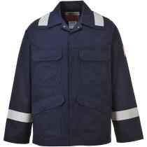 Portwest FR25 Workwear Range Bizflame Plus Jacket Flame Resistant - Available in Navy or Orange
