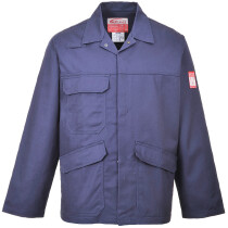 Portwest FR35 Bizflame Pro Jacket  Flame Resistant - Available in Grey or Navy Blue