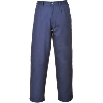 Portwest FR36 Bizflame FR Pro Trousers Flame Resistant - Available in Navy Blue or Grey