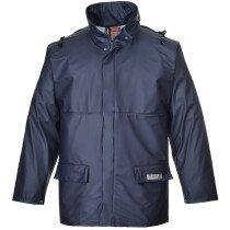 Portwest FR46 Sealtex Flame Jacket Flame Resistant - Navy Blue