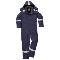 Portwest FR53 FR Anti-Static Winter Coverall Bizflame Plus Flame Resistant Regular